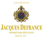 Jacques Defrance, Champagne
